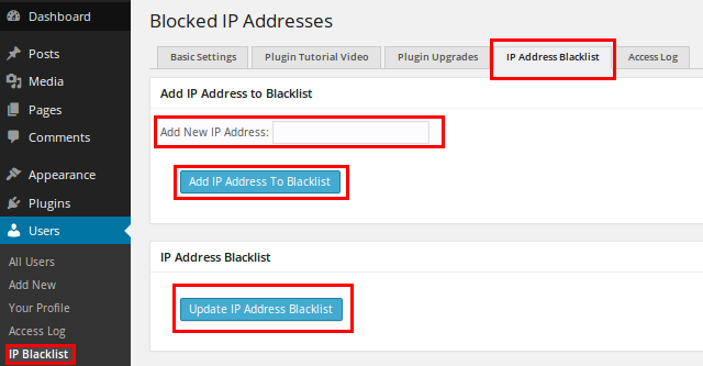 How to Restrict IP Addresses to Login on WordPress Dashboard