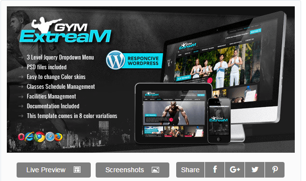 gym-extream