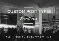 Custom Post Types Guide WordPress